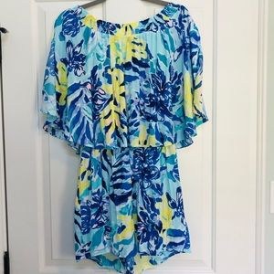 Lilly Pulitzer Romper - New with Tags